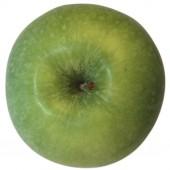 Granny Smith, Apfelbaum Hochstamm, Apfel oben